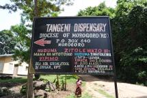 Klinik in Tansania